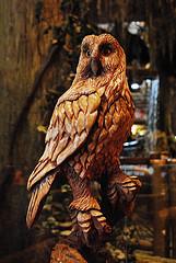 Bass Pro Owl