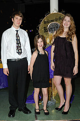Alek, Lanie and Katie