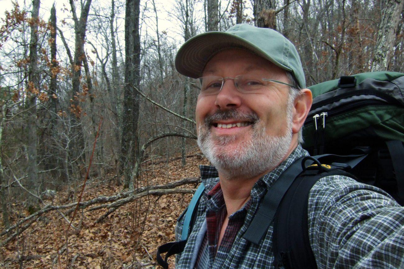 Wedding anniversary backpacking at Devils Backbone Wilderness by Gary Allman