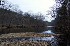 The North Fork River - Devils Backbone Wilderness