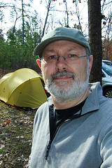 Gary at Berryman Campground