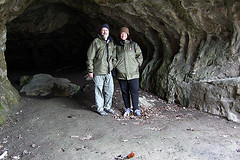 Cave on the Bluffs Trail, Meramec State Park