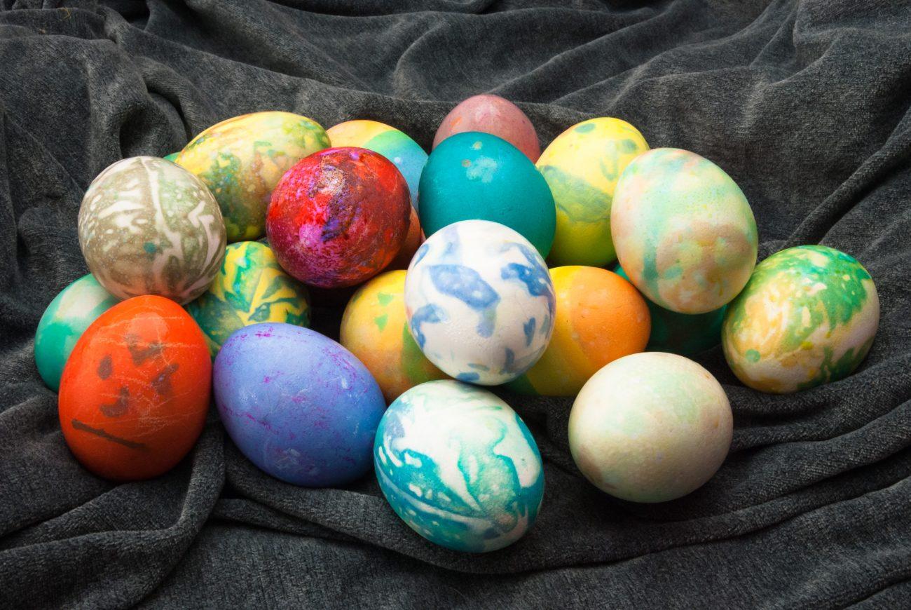 Lanie's Easter Eggs