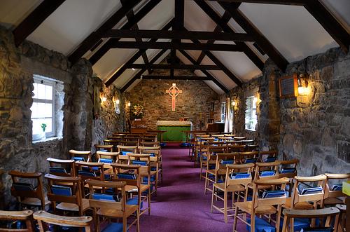 St Maelrubha's at Poolewe