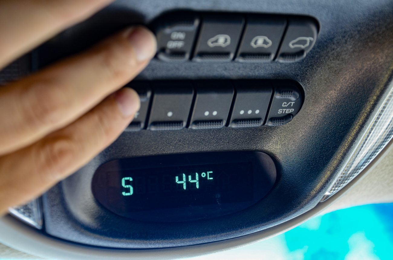 Today the temperature in Joplin Missouri was 44°C