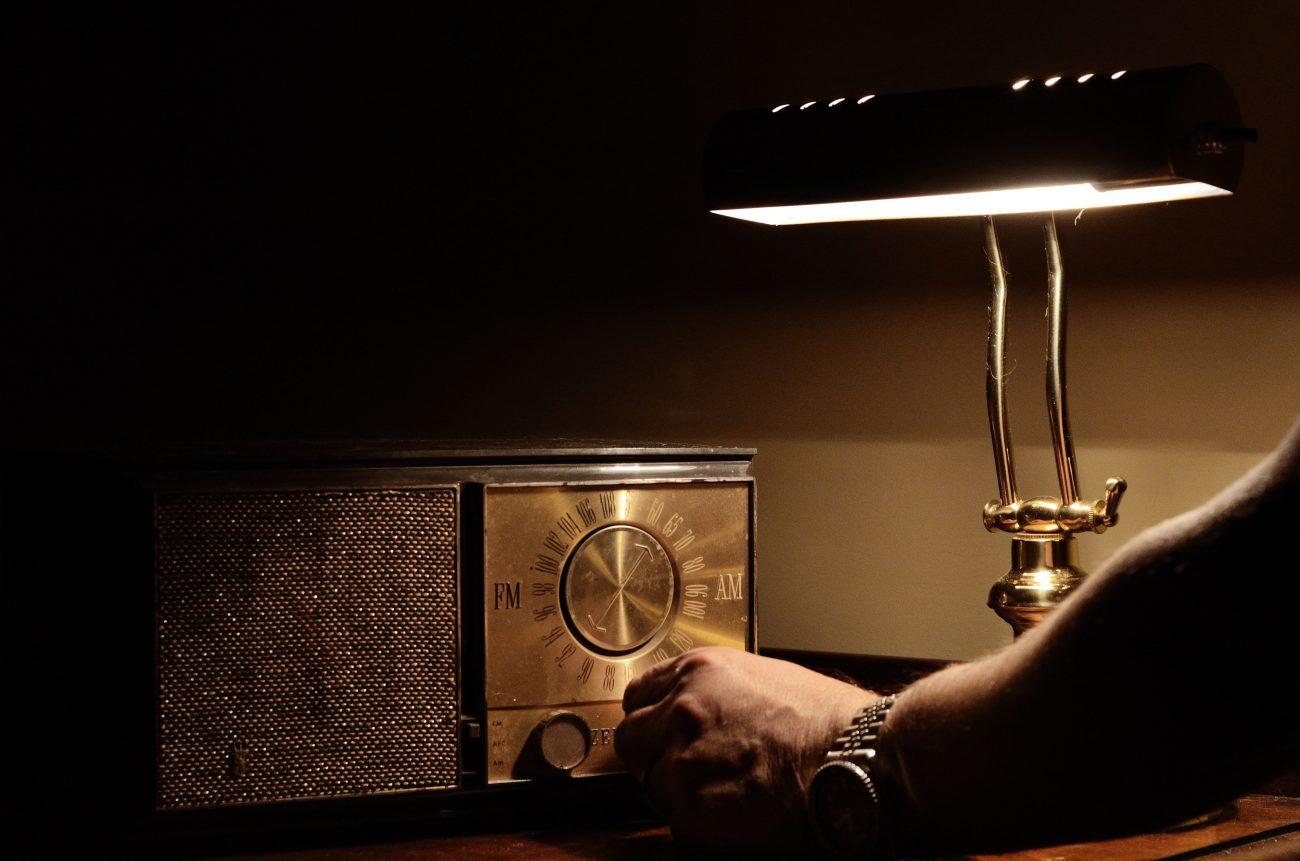 Zenith Tube radio.