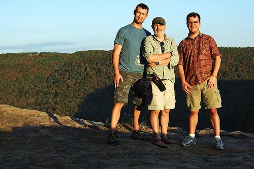 Hawksbill Crag (Whittaker Point), Arkansas