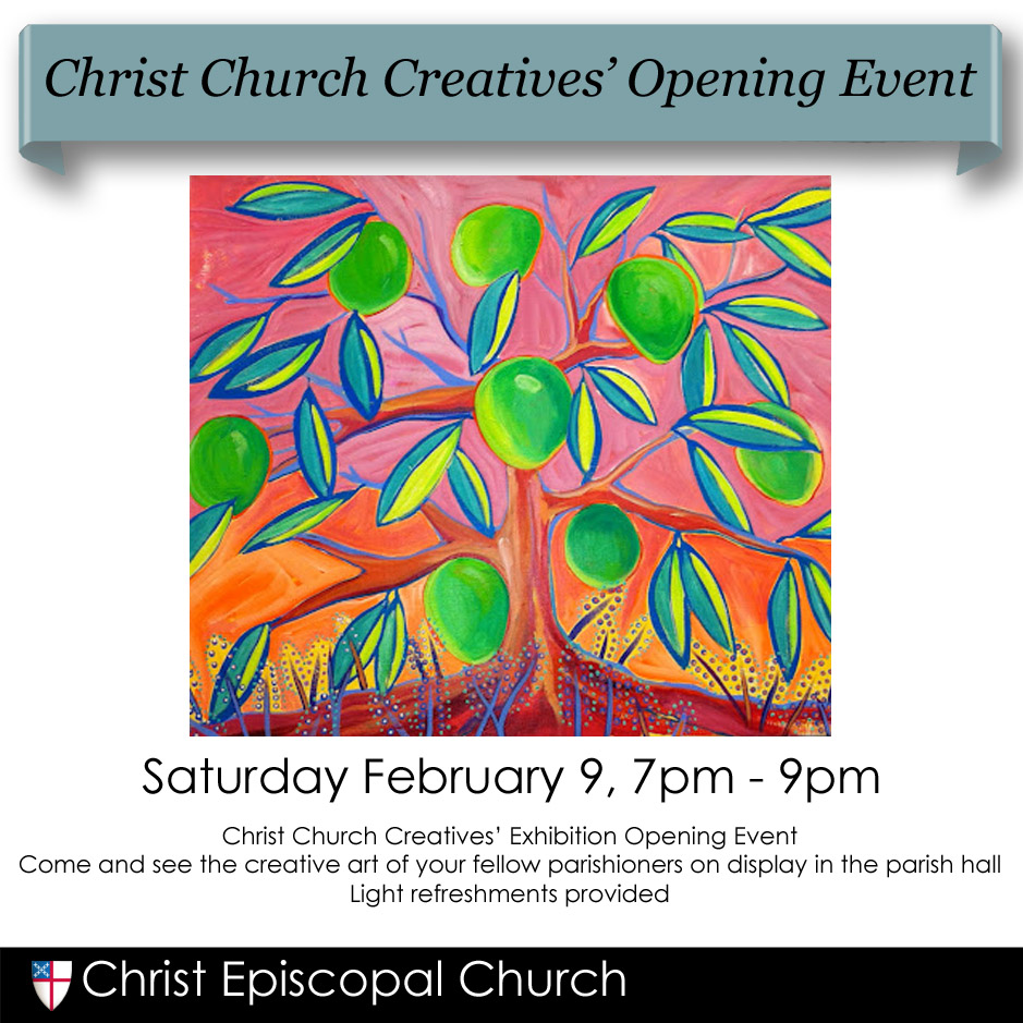 Christ Church Creatives