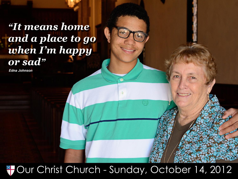 Stewardship Campaign 2012 - Week 3