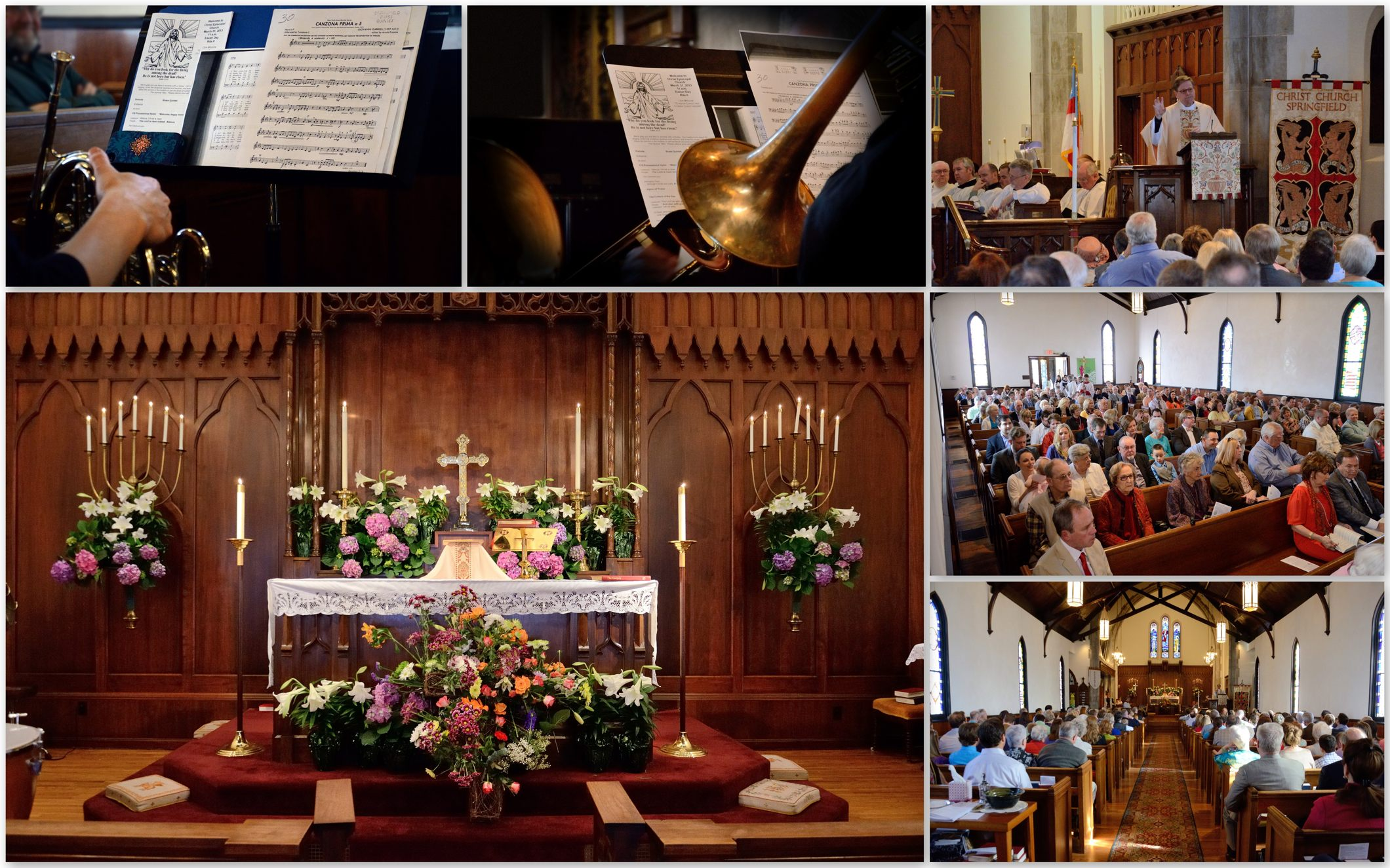 Easter Sunday at Christ Church
