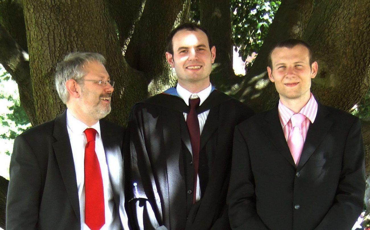 Gary, Keith and Robert
