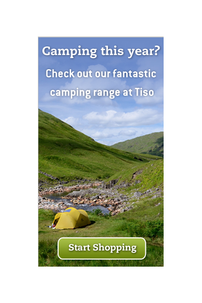 Tiso  Advertisment & Camping Brochure
