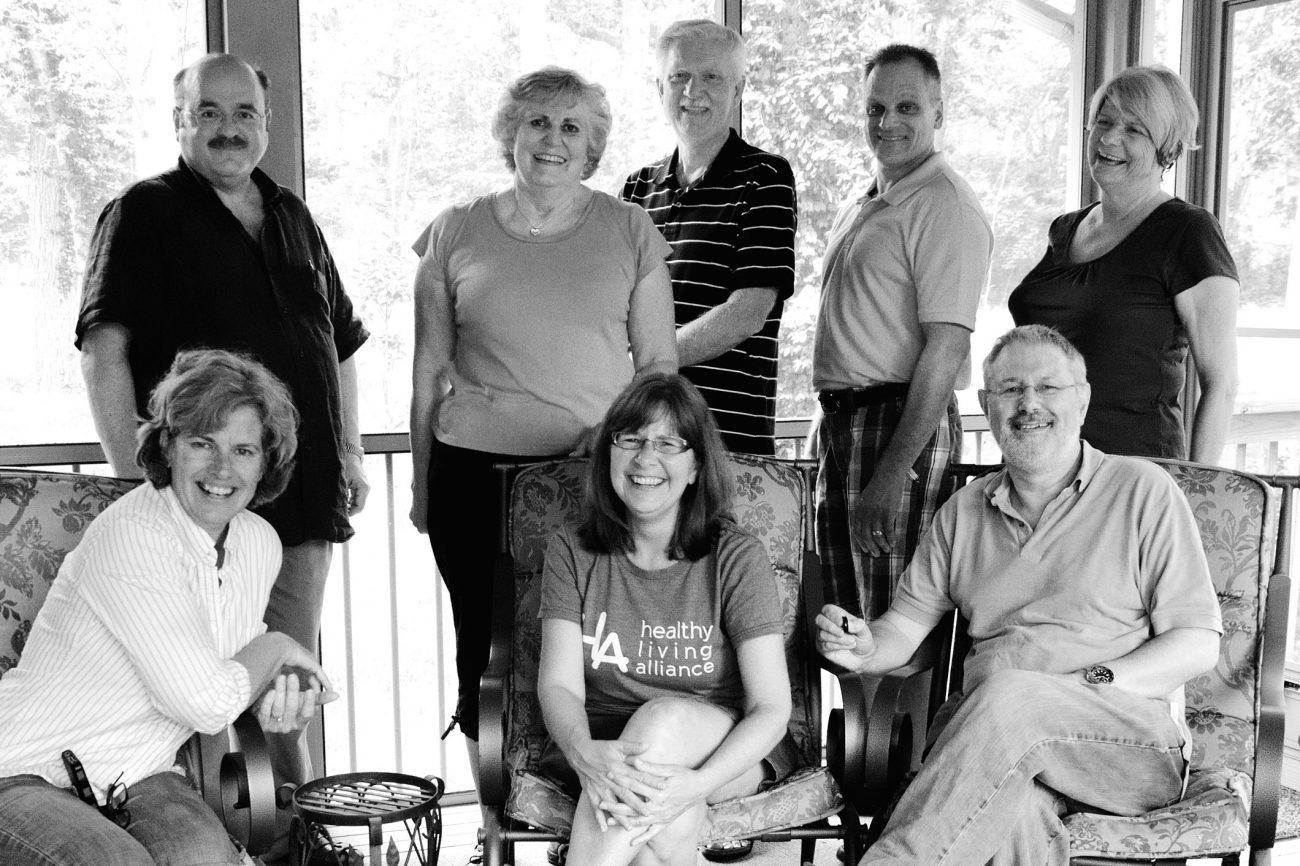 Christ Episcopal Church EFM Retreat 2013