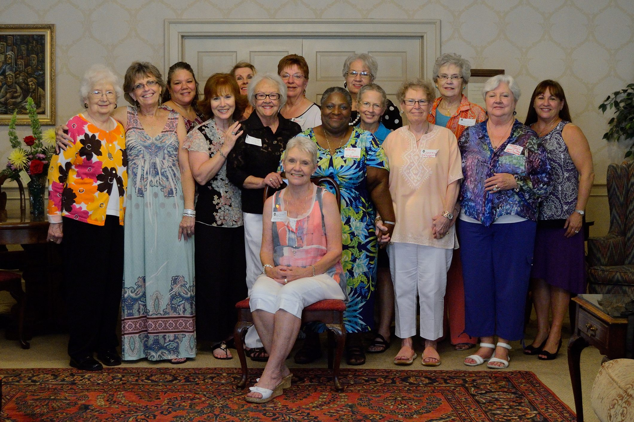 The Episcopal Church Women's Group