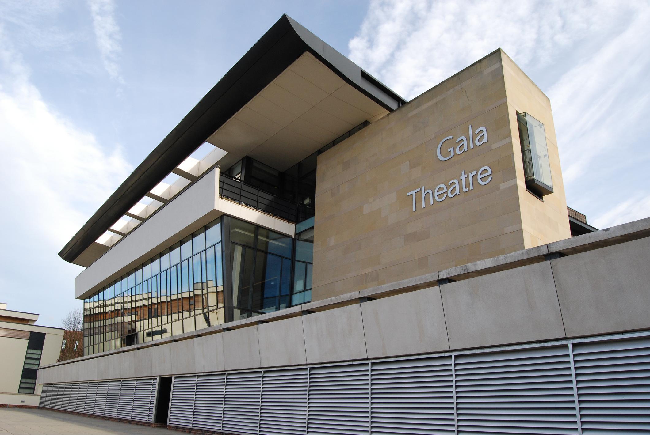 Gala Theatre, Durham UK