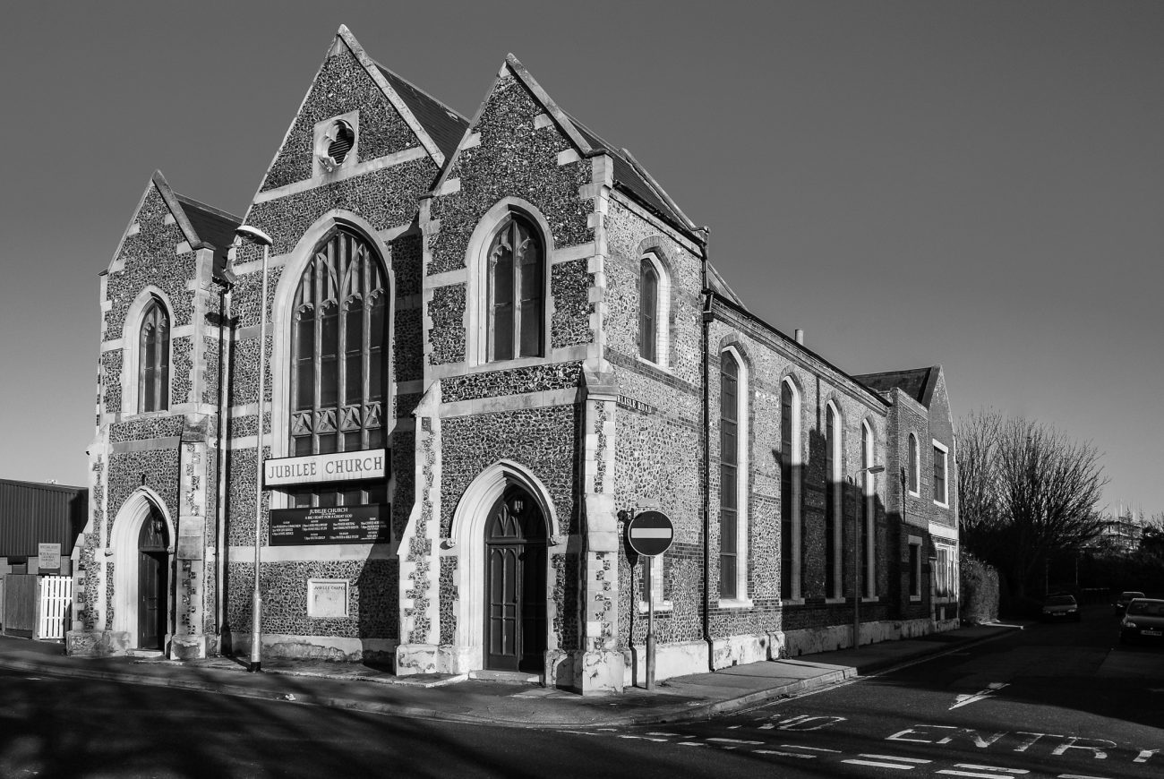 Jubilee Church, Somers Road, Portsmouth UK