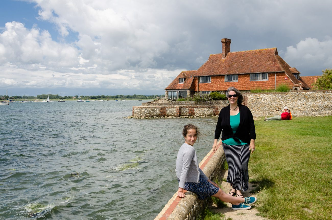 Lanie and Ginger - Bosham, West Sussex