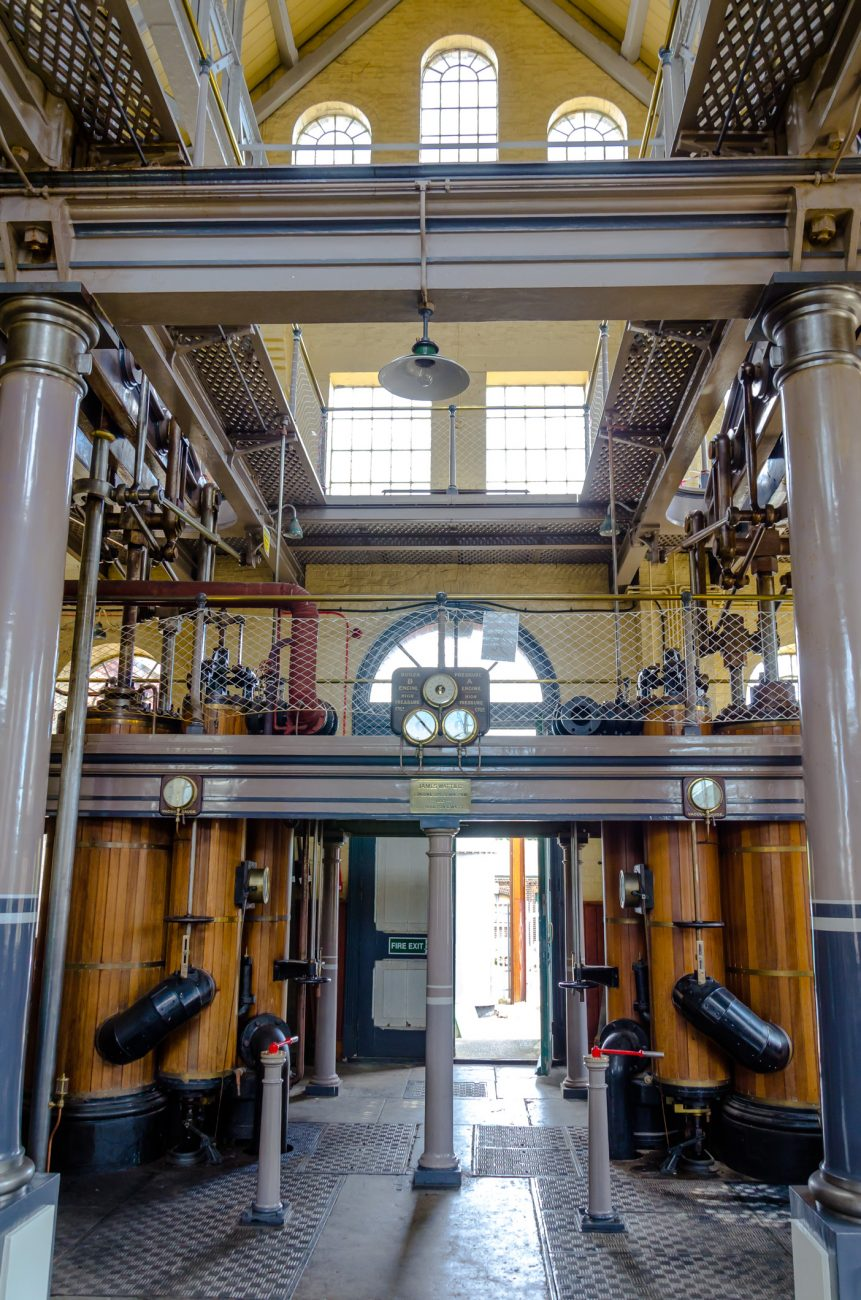 Eastney Beam Engine House