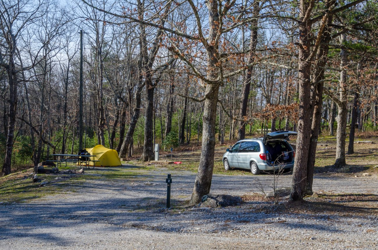 Cheaha Mountain State Park, Alabama