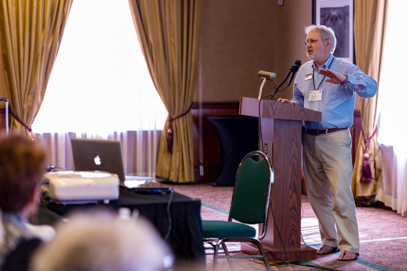 Gary Talking About The Episcopal Asset Map