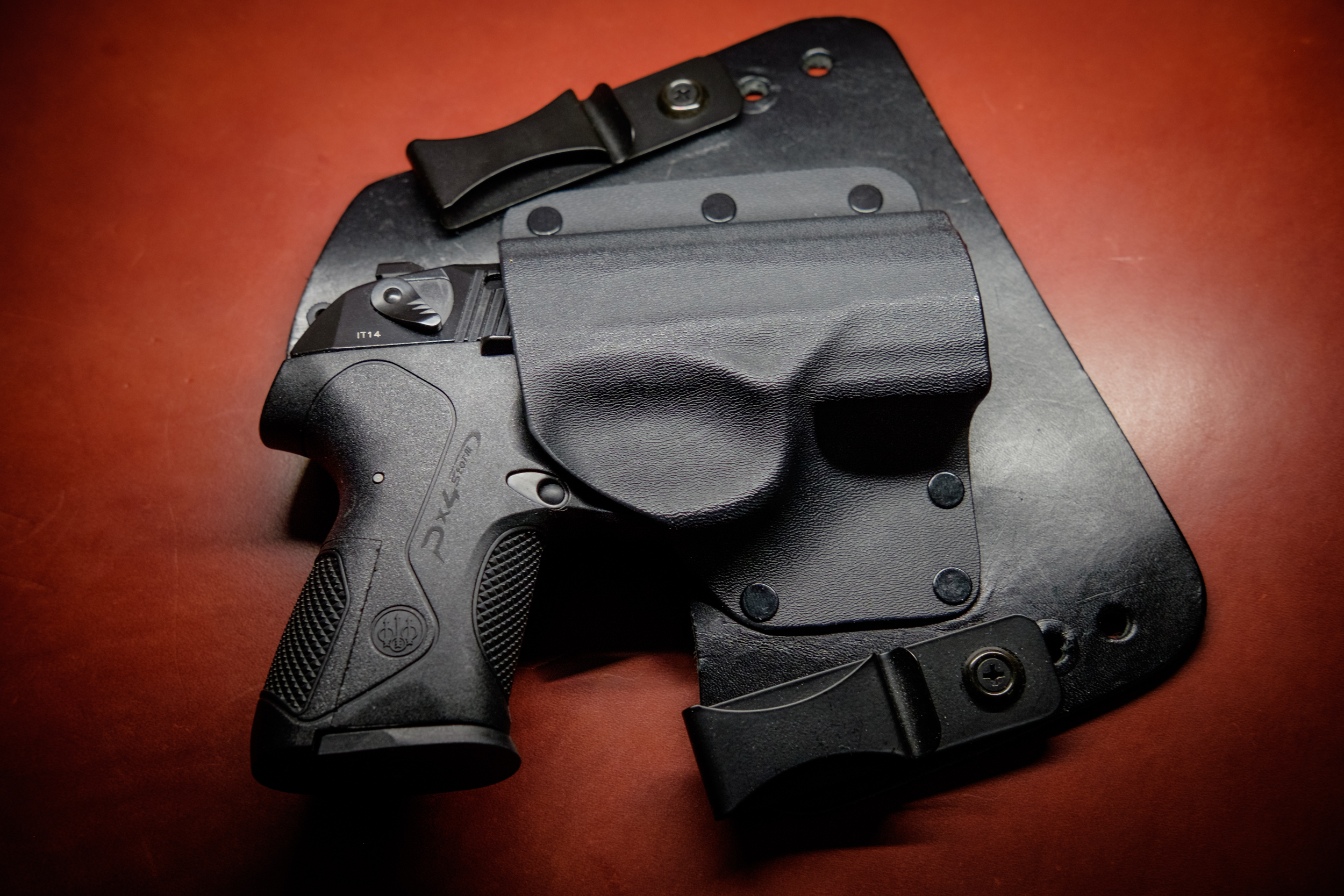 Open Carry and Concealed Carry Holsters | Breakfast in America