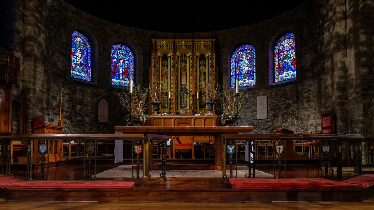 Altar - Grace and Holy Trinity Cathedral, Kansas City, Missouri