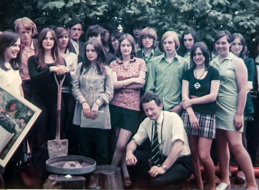Form 5T Hadham Hall School, 1972